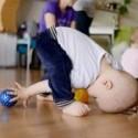 Image of Rozhovor na tému – cvičenie rodičov s deťmi | Blog Mimulo